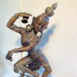 Hindu dancer
