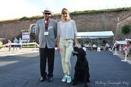 """15.08 - Dog Show in Alba Iulia, Romania - """"Crown Royal Trophy"""" Mark: CAC, BOS, CACIB! Title: GRAND CHAMPION OF ROMANIA, CACIB! Judge: Stefan Sinko (Slovenia)"""