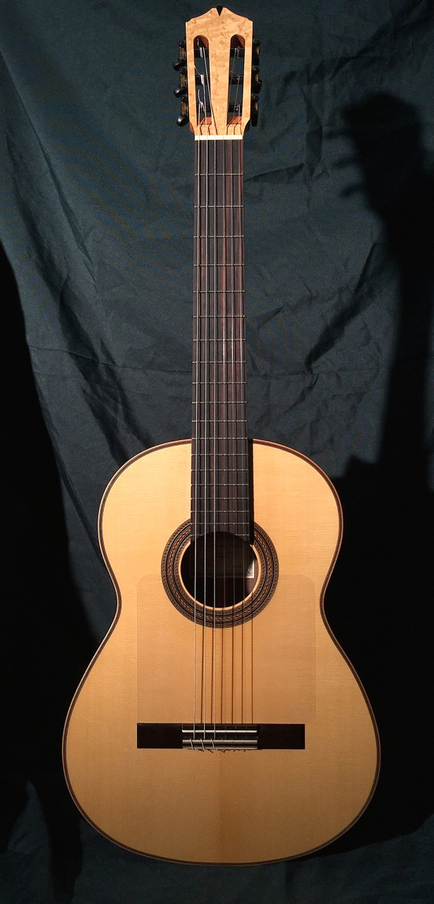 2016 Walnut Flamenco