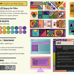 Style guide for Design Course