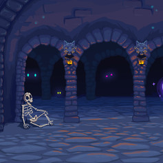 Dungeon Environment