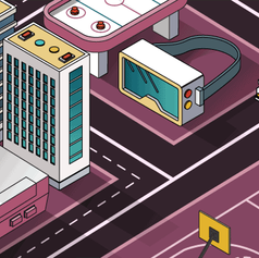 Illustration for Gaming Course - Header