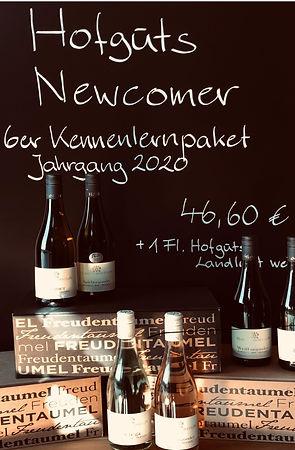 HG Newcomer 2021