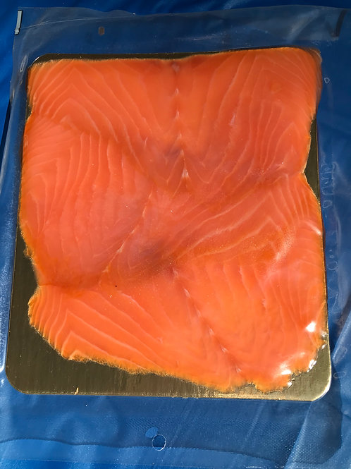 Organic Salmon - 4 Oz. Pack