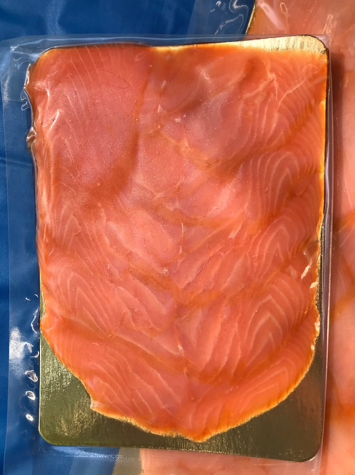 Organic Salmon - 8 Oz. Pack