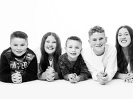 Family Photoshoot in Studio