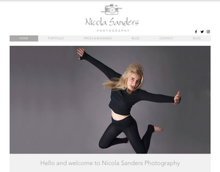 NEW Website Launch - online booking - Welwyn Garden City photographer