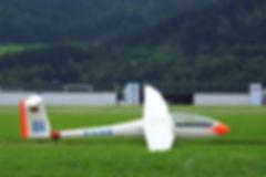 Segelfliegen Innsbruck Discus