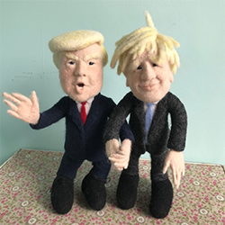 The Making of Bojo and Donnie