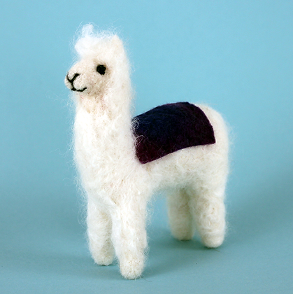 Andy Alpaca Needle Felting Kit   (AKA)