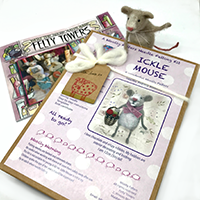 Ickle Mouse Kit and Story Book
