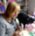 Judy Balchin author designer needle felter