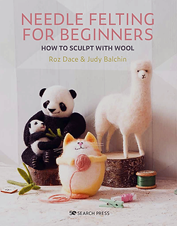 Needle Felting for Beginners book