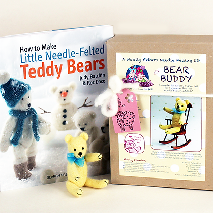 Our Teddy Bear Book and Kit Offer
