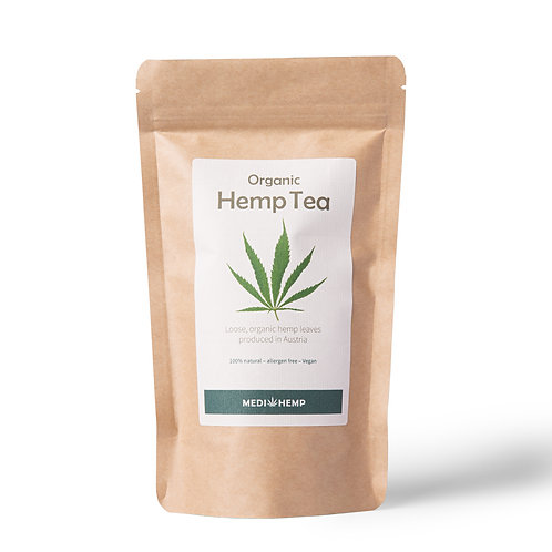 Organic Hemp Tea 40g