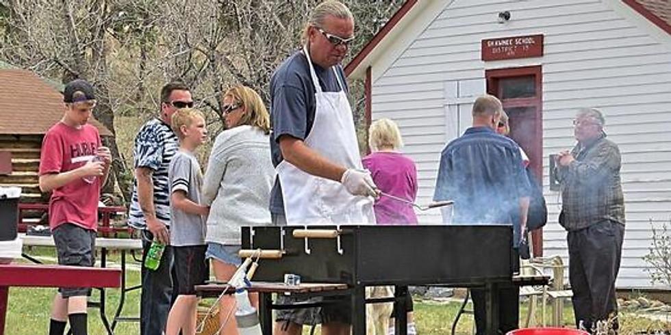Volunteer Appreciation Picnic at McGraw Park  PLEASE REGISTER