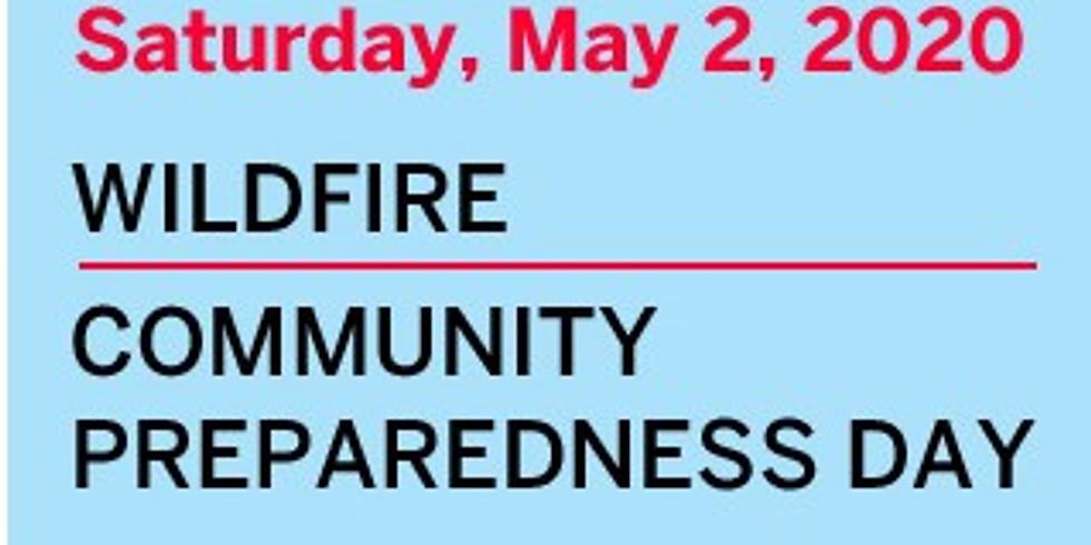 Wildfire Preparedness Day, May 2