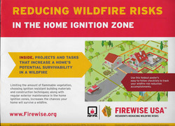1 Reducing Wildfire Risks