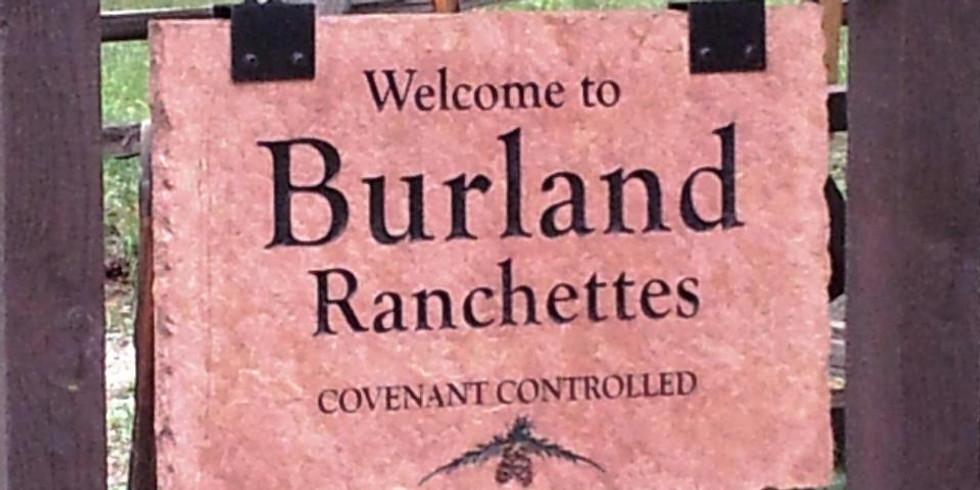 MEETING VIRTUALLY: Burland HOA February Meeting