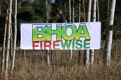 Pre work #1A BHOA Firewise
