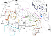BHOA District Map