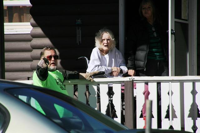 Jim Glenn & Glenda Marshall