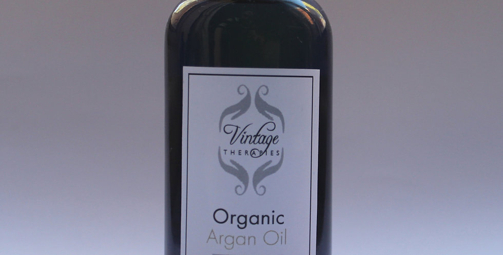 GERANIUM & BERGAMOT ARGAN OIL 100ml