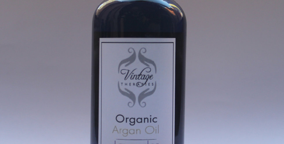 LAVENDER ARGAN OIL 100ml