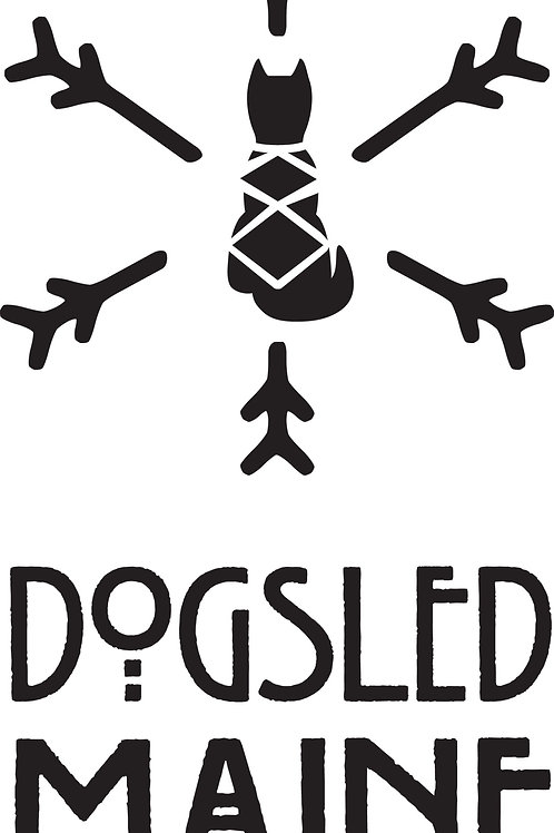 Dogsled Gift Certificate 3-4 people