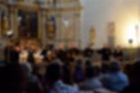 Le Jardin de Musiques en concert à l'église de Labarthe-Inard (31800)