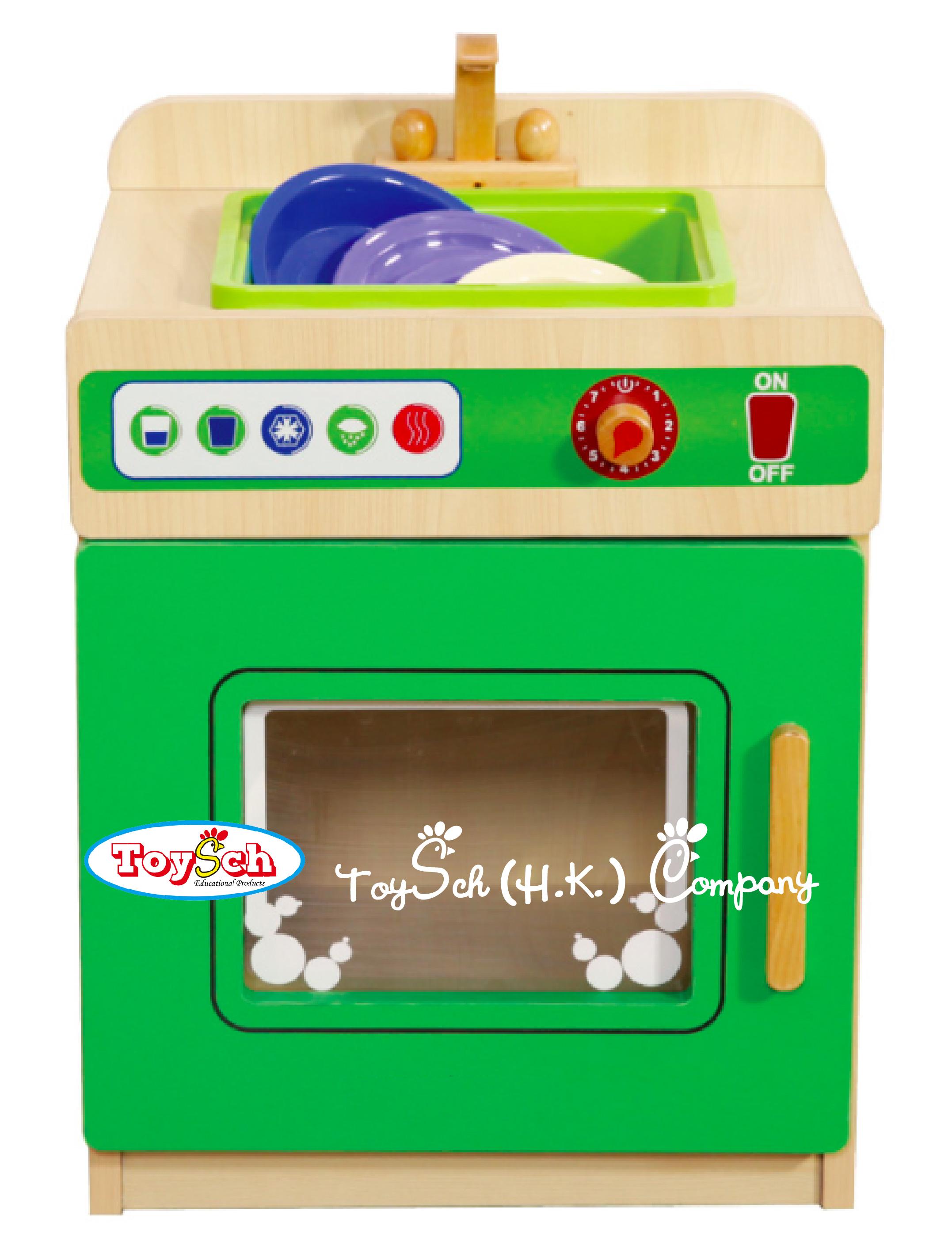 角色扮演系-兒童洗碟櫃