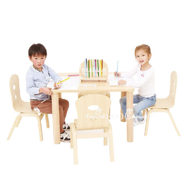 Children Rectangle Table-4