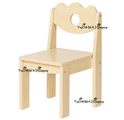 Children wooden chair