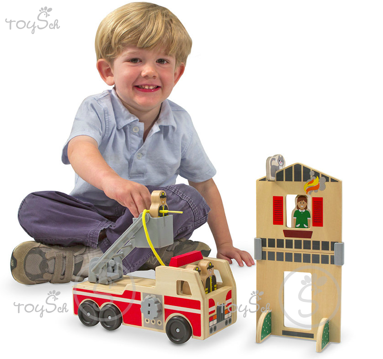 Fire Engine Blocks