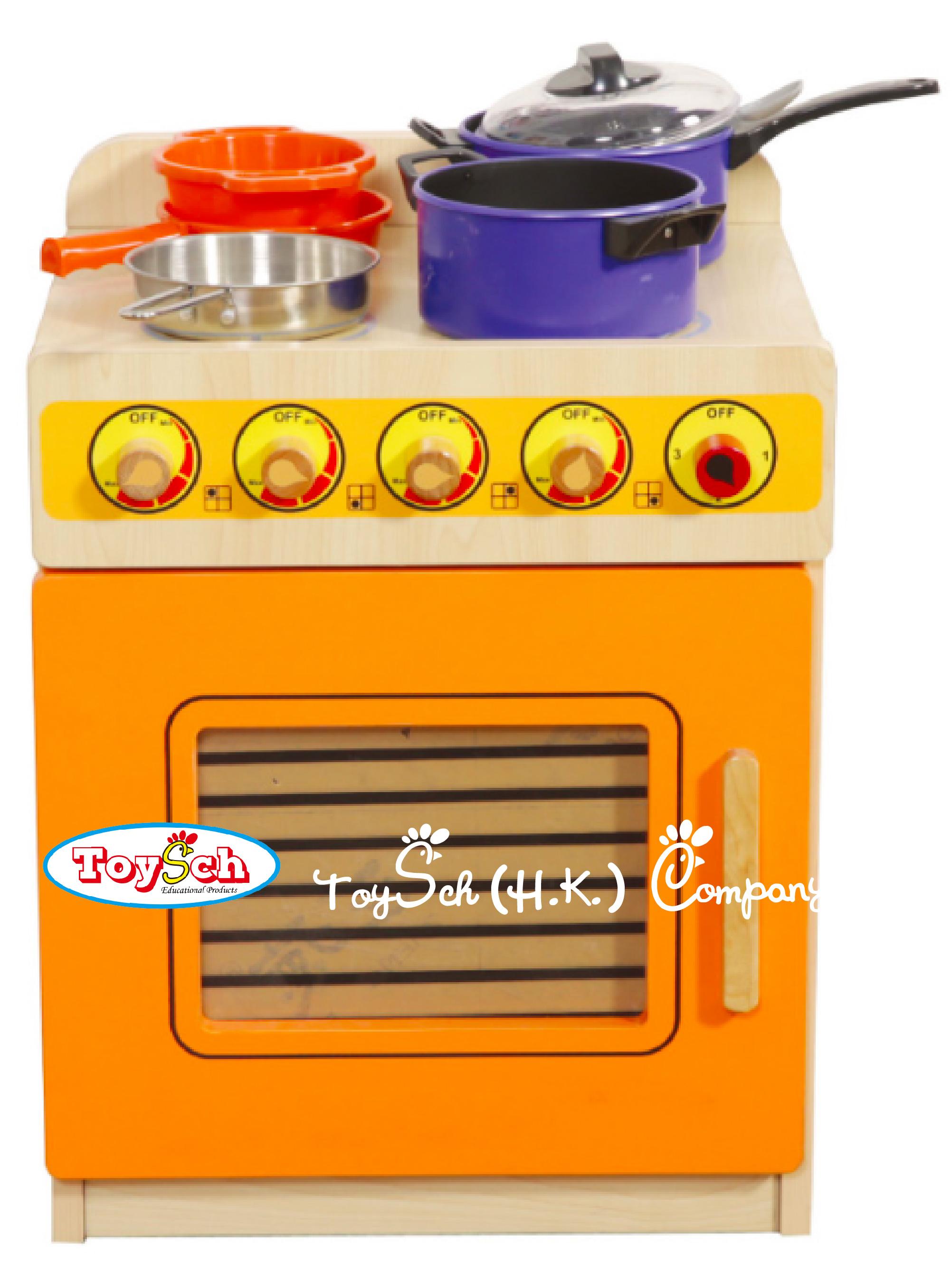角色扮演系-兒童烹調櫃