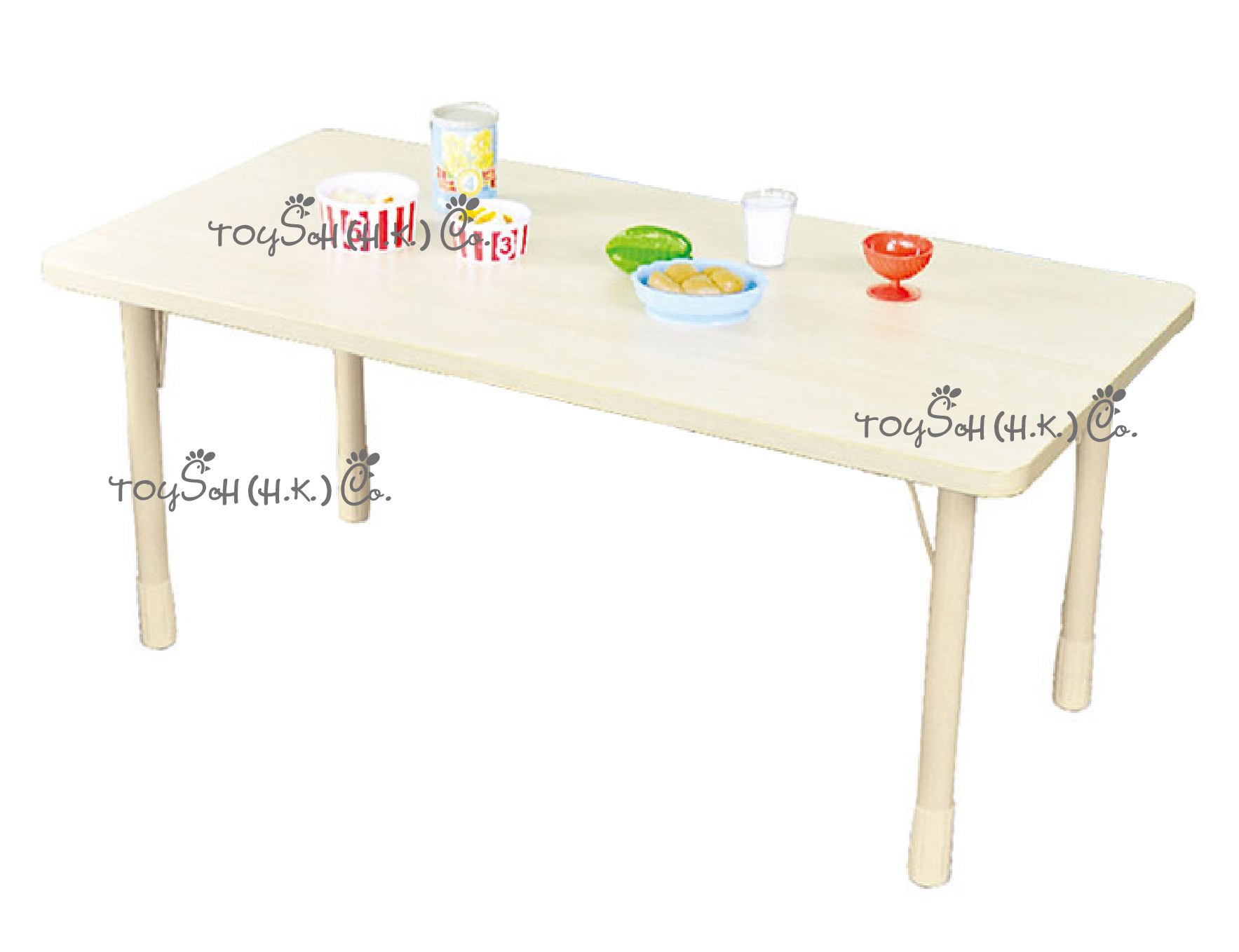 Children Rectangle Table-6
