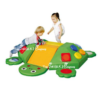 烏龜攀爬軟墊