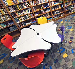 Secondary Primary School Tables and Chairs