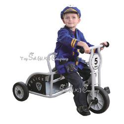 Child Police Truck