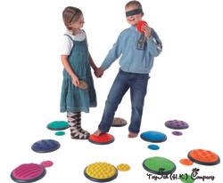 Sensory Integration Discs Set of 10