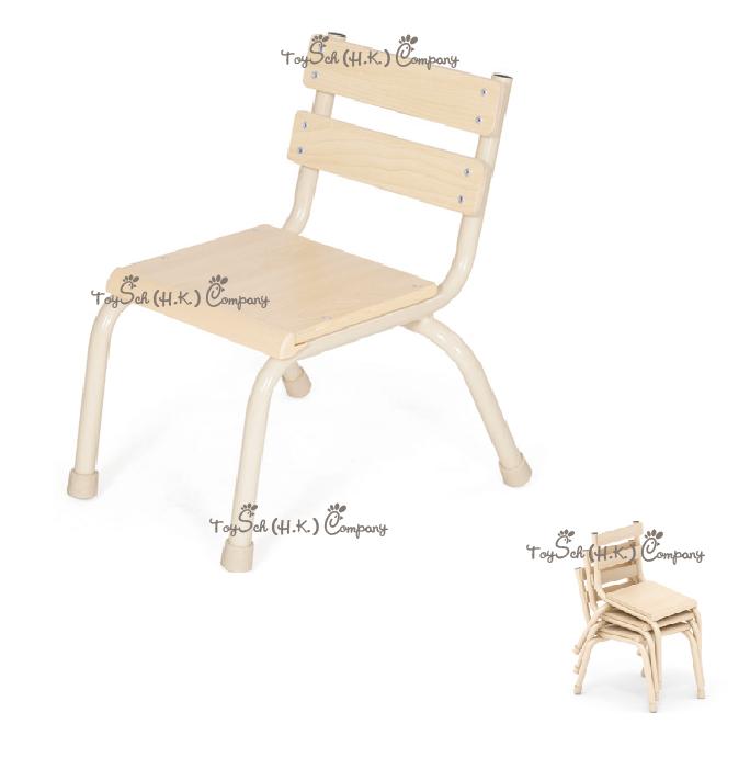 Classroom wooden chair