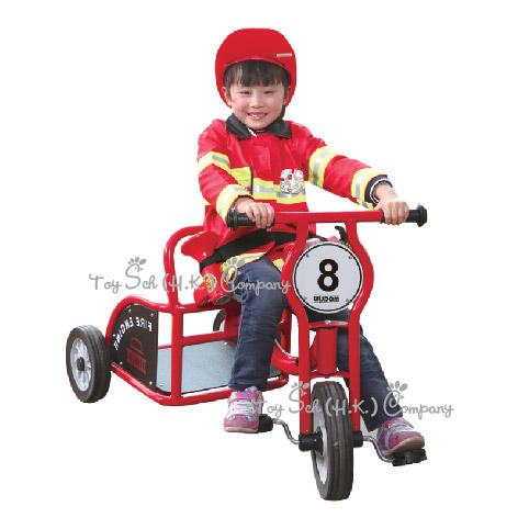 Child Fire Truck 幼兒消防車
