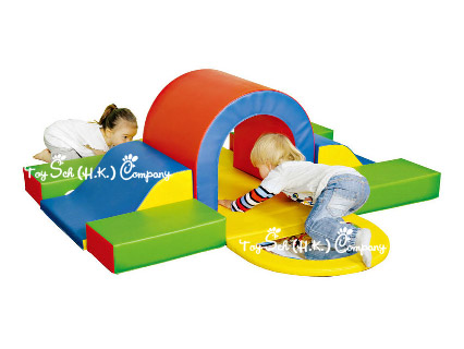 Over and Under Foam Play Set