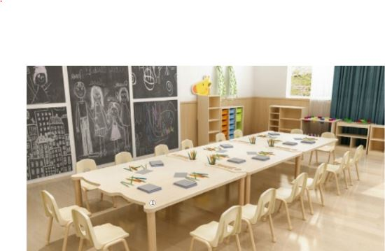 Kids Group Tables
