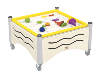 Children Sand And Water Play Equipment, sand pool 香港 幼稚園 學校 兒童 沙池水池