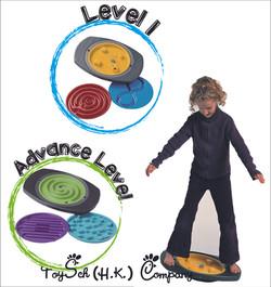 Marble Balancing Board
