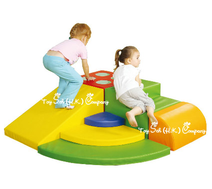 The Top Foam Play Set