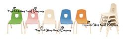 classroom plastic chairs
