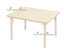 兒童長方形桌子-4人