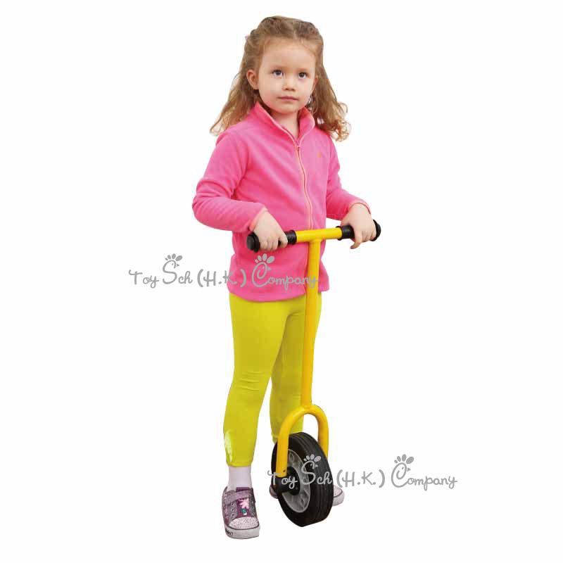 Child Trolley Wheel 幼兒手推單輪車